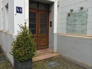 proCAUSA Hannover Eingang